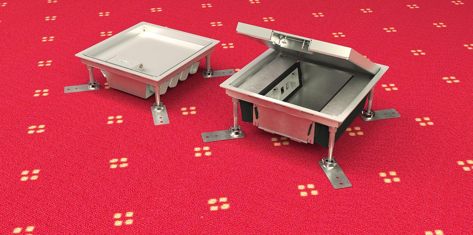 ECO-sorozatú padlódobozok