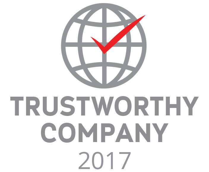 Electraplan - Trusworthy company 2017