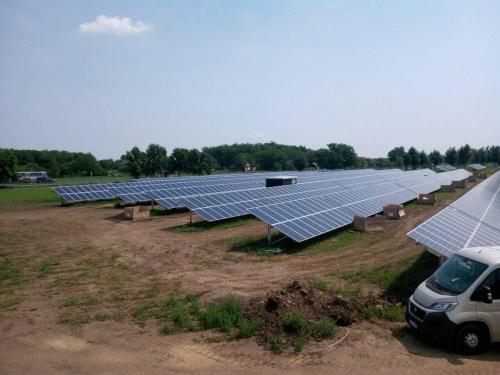Hajdúnánás 500 kWp